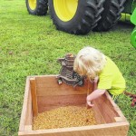 Locals enjoy learning of agriculture