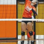 Starmount volleyball victorious over Elkin