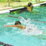 Surry Central swims past Forbush at Armfield Center