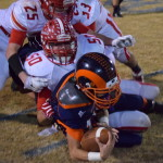 Football: All-Conference players named, East Wilkes on top