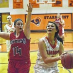Girls Basketball: Rams look highly improved in loss to Forbush Friday night