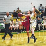East Wilkes girls ready for conference battle