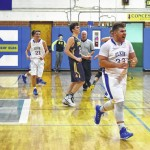 Basketball: First win for Buckin' Elks comes in thrilling fashion