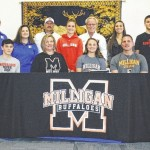 Kirstan Beaver signs with Milligan College