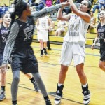 Lady Elks win second round, to face Atkins Saturday