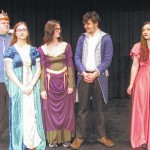 'Princess and Pea' perfomance this weekend