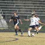 Falcons take down Rams in cross-county soccer match-up