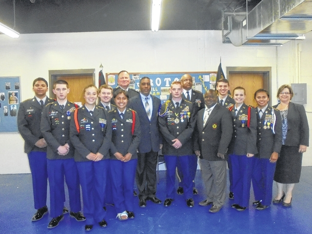 4th brigade jrotc The Elkin Tribune | Elkin High School JROTC program receives top honors