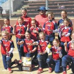 Carolina Xtreme 10U win tournament