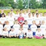 Forbush Falcons hold summer skills camp