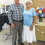 Wells couple celebrates 50 years