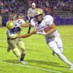 Elkin falls to Surry Central, 42-0
