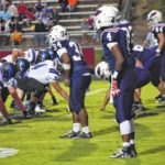 Falcons fall to North Wilkes, 42-7
