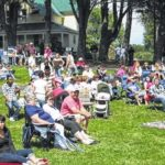 Crouse Park a place of bluegrass, old-time tunes