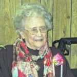 Edna Hall of Elkin reaches 101