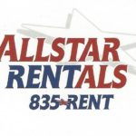Keep It Local! Visit Allstar Rentals, Your Local Rental Store