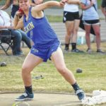 Elks and Rams compete in track meet