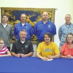 Cheek signs with Methodist University