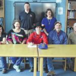 Josh Parker signs with Frank Phillips College