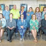 County school volunteers honored
