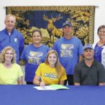 Reagan Parks signs with Methodist University