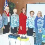 Officers installed in local DAR chapter