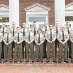 Sixteen wildlife officers graduate from Basic Wildlife Law Enforcement Training