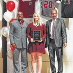 Starmount's Heaven Walters among top athletics honorees at Guilford College