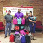 Group makes first donation