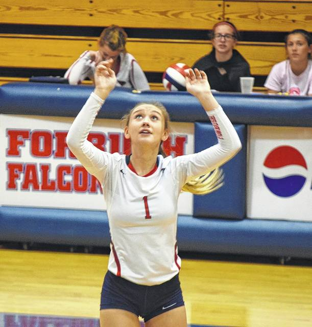 Camp Kicks Off Volleyball Season For Scc Knights The Elkin Tribune