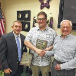 Schrum joins local Rotary group