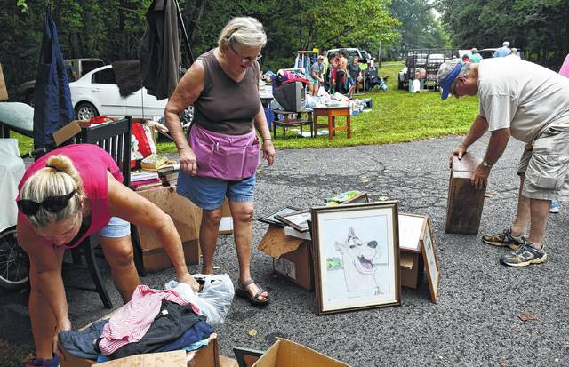 U S  21 Road Market journeyof fun and finds from Wytheville, Va , to