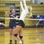 Lady Elks fall to Mount Airy in volleyball showdown