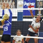 Lady Elks fall to Mount Airy in opening match
