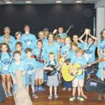 Surry Community holds Old Time and Traditional Music Camp