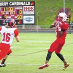 East Surry takes 39-20 win over Starmount