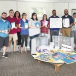 Prism delivers curriculum materials to Yadkin Valley Community School