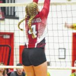 East Wilkes volleyball fails to overcome Alleghany