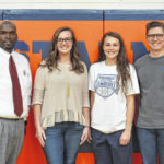 Students honored for hard work