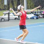 Nance qualifies for tennis state championship