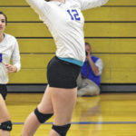 Elkin battles Alleghany on senior night