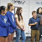 Students reflect on Flying Classroom