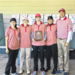 East Wilkes golf places second in Regionals