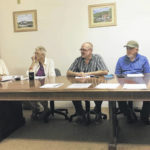 VIDEO: Wife of Ronda mayor questions commissioner about water responsibilities