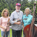 Slate Mountain Ramblers playing at Surry CC on Oct. 18
