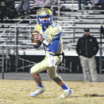 Buckin' Elks pull out all the stops in first-round win
