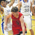 Buckin' Elks drop second loss of the season