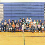 Elkin October Students of Month named