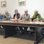 VIDEO: Old Ronda board addresses issues before new board convenes
