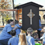 Elkin Presbyterian Church Preschool to keep blessing box at church filled for those in need
